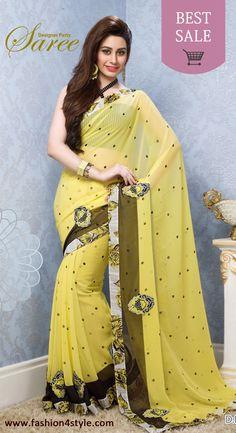 http://www.fashion4style.com/woman/clothing/bollywood-replica-saree #sareesale