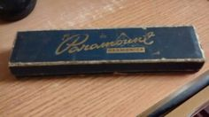 Vintage Mouth Organ. Manufactured by Paramount.