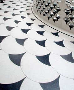 Flooring Pattern Design Art Deco 61 Ideas For 2019 Floor Patterns, Tile Patterns, Textures Patterns, Floor Design, Tile Design, Pattern Design, Design Design, Motif Art Deco, Art Deco Design