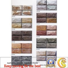 Natural Slate Stone for Wall Cladding and Roofing on Made-in-China.com