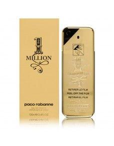 Paco Rabbane ONE MILLION 100 ML EDT Paco Rabanne, Cologne, Ysl, Perfume  Bottles 4562fc8c858