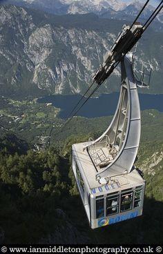vogel mountain, slovenia