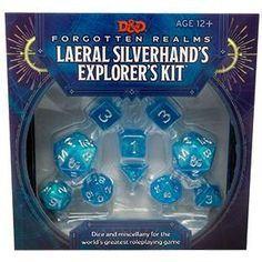 Get [EPUB] D&d Forgotten Realms Laeral Silverhand's Explorer's Kit (D&d Tabletop Roleplaying Game Accessory) read books book Free Books Online, Reading Online, Dungeons And Dragons 5e, Forgotten Realms, Penguin Random House, Wizards Of The Coast, Popular Books, Kit, The World's Greatest