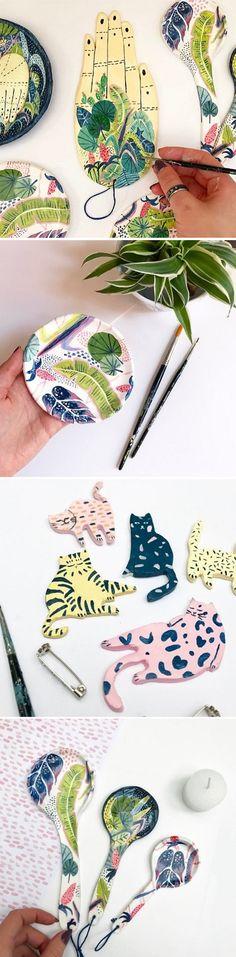 Ceramics by Amber Davenport / on the Blog!