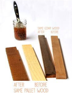 homemade natural effective diy wood stains diy go green home improvement painted furniture repurposing upcycling woodworking projects Painted Furniture, Diy Furniture, Furniture Design, Furniture Refinishing, Distressed Furniture, Furniture Stores, Furniture Makeover, Homemade Wood Stains, Diy Wood Stain