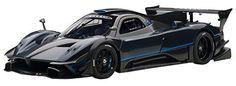 AUTOart 1/18 Pagani Zonda Revolution (carbon black / blue)