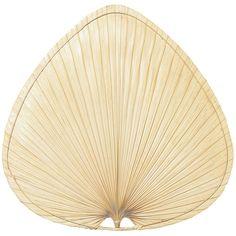 """Found it at Wayfair - Key 22"""" Palm Leaf Ceiling Fan Blade Set"""