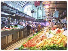 Valencia. Mercado Central.