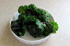 Lightly Steamed Kalettes - Living the Low Carb Lifestyle www.goodtoeat.com.au