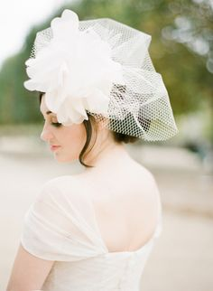 Style for miles #paris #bride | Photography by @KT Merry  Read more - http://www.stylemepretty.com/2014/01/16/paris-destination-wedding-at-hotel-crillon-part-ii/