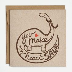 23 Valentine's Day Cards to Express Your Love in a Quirky Way - My Modern Met