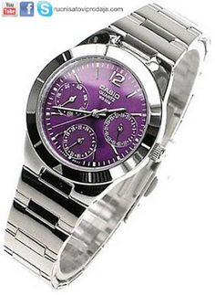 Casio Lady Analogni sat LTP-2069D-6AVDF  #casio  #watches  #lady