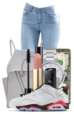 """""""Untitled #21"""" by mindset-on-mindless ❤ liked on Polyvore featuring interior, interiors, interior design, home, home decor, interior decorating, Glamorous, Michael Kors, MICHAEL Michael Kors and Lancôme"""