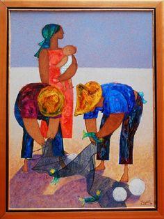 """Abre ao público nesta terça-feira, dia 10, a exposição coletiva """"Presenteie com Arte VII"""", que reúne obras de nomes importantes das artes plásticas nacional e internacional."""