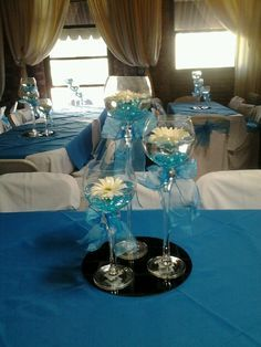 Centerpiece for a quince
