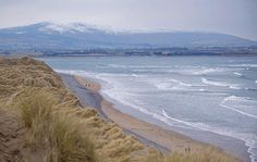 Strandhill, Co. Sligo, one of Ireland's top seaside destinations. My gr-gr-grandfather is from here.