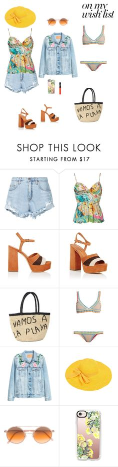 """""""#PolyPresents: Wish List"""" by jesica-d-psc ❤ liked on Polyvore featuring Nobody Denim, Blumarine, Derek Lam, Sensi Studio, kiini, H&M, Andy Wolf, Casetify, NARS Cosmetics and contestentry"""