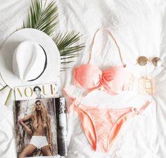 Bikini - summer - Styling