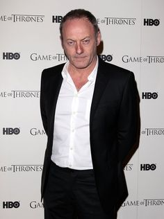 Liam Cunningham (Davos Seaworth) Hot Men, Hot Guys, Liam Cunningham, Game Of Throne Actors, Plain White Shirt, Star Wars, Davos, Winter Is Coming, Game Of Thrones