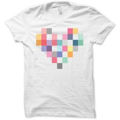 Amazing quilt inspired t-shirts. I love these!