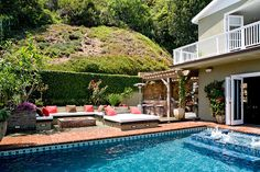 http://victorkaminoff.com/los-angeles/property/1617-n-kings-rd-los-angeles-ca-90069/    One-of-a kind gated compound set on almost 1/2 acre flat pad. Beautifully crafted 3 bedroom Ranch with expanded media room, 2 bedroom guest house.
