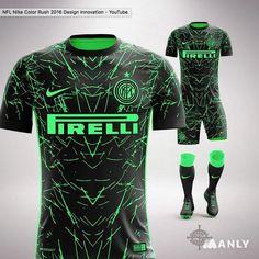 Football Kits, Nike Football, Football Jerseys, Soccer Uniforms, Soccer Shirts, Sports Jersey Design, Soccer Outfits, Sublime Shirt, Color Rush