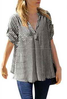 Bluester-Women-Plus-Size-Loose-Pullover-T-Shirt-Long-Sleeve-Tops-Shirt-Blouse