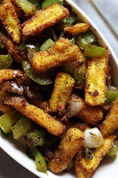 Baby corn pepper fry– an easy side dish for you that is vegan, gluten free and super delicious. Best Vegetable Recipes, Easy Veg Recipes, Indian Food Recipes, Vegetarian Recipes, Cooking Recipes, Vegan Blogs, Homemade Vegetable Soups, Easy Vegetarian Dinner, Amish Recipes