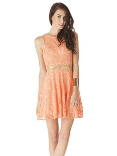 Metropark  lace dress | More here: http://mylusciouslife.com/pictures-of-lace/