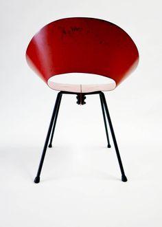 Donald Knorr Chair, Knoll Associates 1948 5