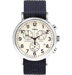 Top Fashion Gifts for Men - classic watch from the world-famous Timex