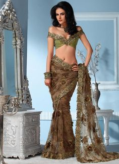 Designers Saree Blouses Designs Trends
