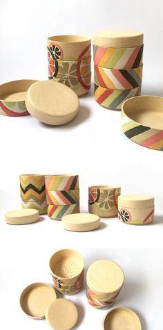 germinadores Ceramic Boxes, Ceramic Clay, Ceramic Pottery, Pottery Sculpture, Sculpture Clay, Pottery Painting, Ceramic Painting, Pottery Techniques, Painted Pots