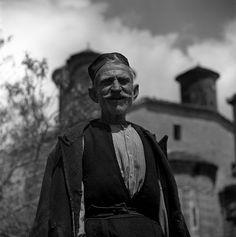 Nick Dewolf Μάιος 1959 Μετέωρα Καλαμπάκα-Καστράκι