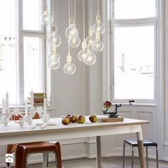 Zdjęcie: Jadalnia styl Skandynawski - Jadalnia - Styl Skandynawski - KODY Wnętrza  Design & Concept Store