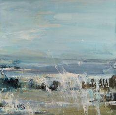 Hannah Woodman,' Summer Waves on Gwithian Beach',2011,Oil on Board,£4,450                                                                                                                                                     More
