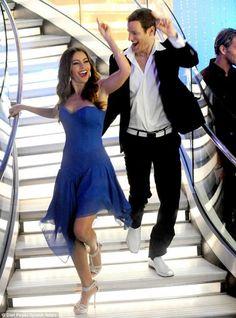 Sophia Vergara Pepsi Commercial - Dancer: Josh 'Ace' Ventura