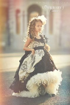 """Angelique""...A Beautiful Ball Gown Style Dress"