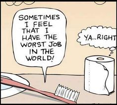 Does this qualify as office humor or bathroom humor? ;)