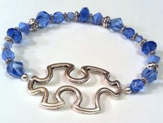 Stretchy+Handmade+Autism+and+Asperger's+by+AutismLoveHope+on+Etsy,+$12.50
