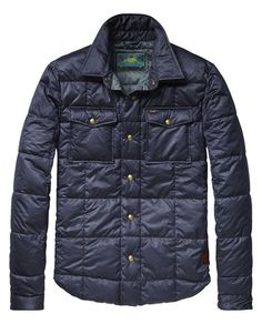 c38311ad3d5d9 Lightweight Quilted Jacket - Scotch  amp  Soda Lightweight Quilt, Sweater  Jacket, Vest Jacket