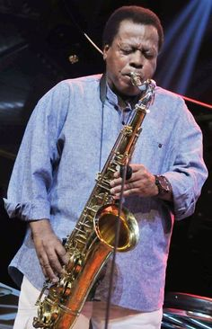 Wayne Shorter (photo Jazz in Marciac 2013 © Pierre Vignaux)