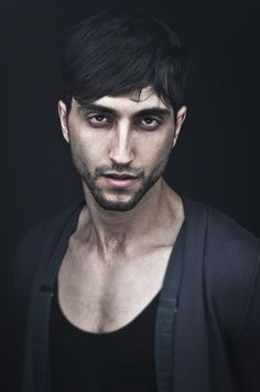 © Chloe Battesti | Emad | Male Portrait | Men Fashion