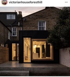 Extensions, Victorian, Windows, London, Mansions, House Styles, Instagram, Home Decor, Glass