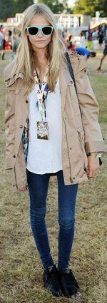 As worn by Cara Delevingne