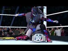 WWE 2K17 Suplex City Census Roster Reveal Part 2: Enter The Demon…