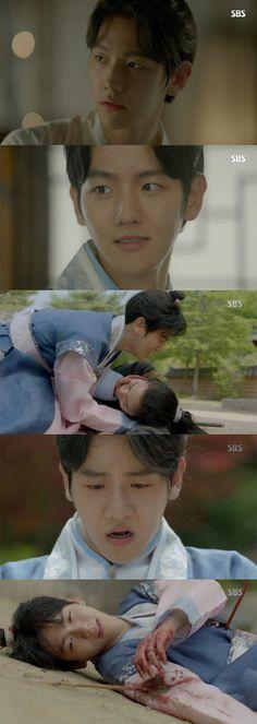 Z.HERA reveals humorous story behind her last scene with Baekhyun in 'Scarlet Heart: Ryeo' | allkpop.com