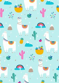 Lama Geburtstag Einladung A Whole Llama Fun Lama Party Birthday Background Wallpaper, Cute Wallpaper Backgrounds, Wallpaper Iphone Cute, Cool Wallpaper, Pattern Wallpaper, Cute Wallpapers, Lock Screen Wallpaper, Interesting Wallpapers, Wallpaper Quotes