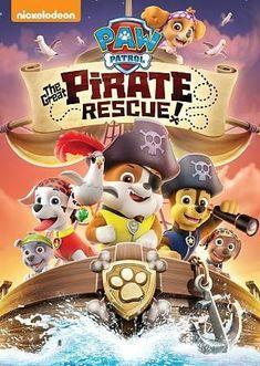 Paw Patrol Dvd, Paw Patrol Movie, Paw Patrol Cartoon, Paw Patrol Pups, Great Kids Movies, Kid Movies, Cloverfield 2, Pirate Movies, Wiggles Birthday