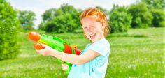 """Get your kids to """"go for the gold"""" with these fun racing games and more for Summer Bible Olympics."""